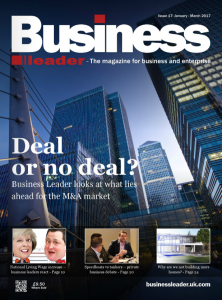 Chris Atkinson Business Leader Magazine